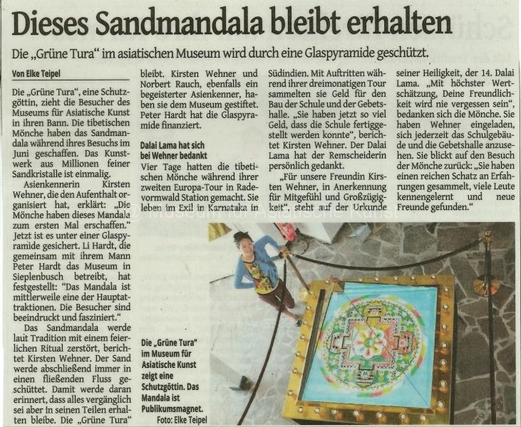 Sandmandala 2016