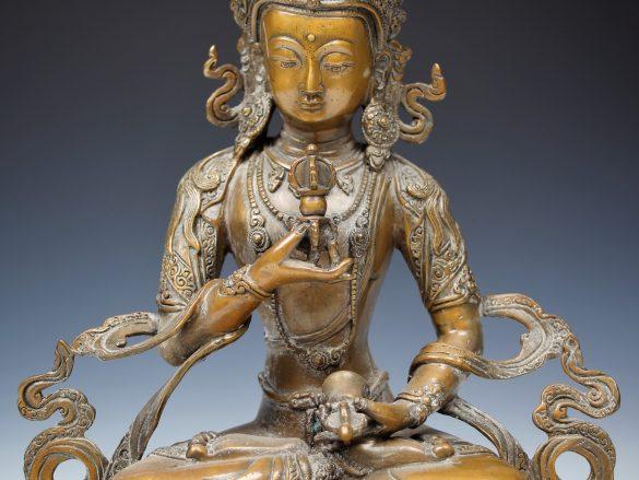 VAJRASATTVA – Buddha der Reinheit