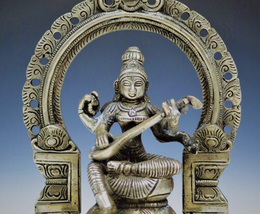Saraswati – Göttin der Wissenschaft, Musik & Kunst